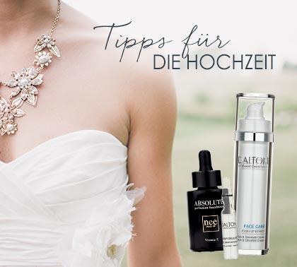 Mit diesen Beauty Tipps ist jede Braut für die Hochzeit gewappnet