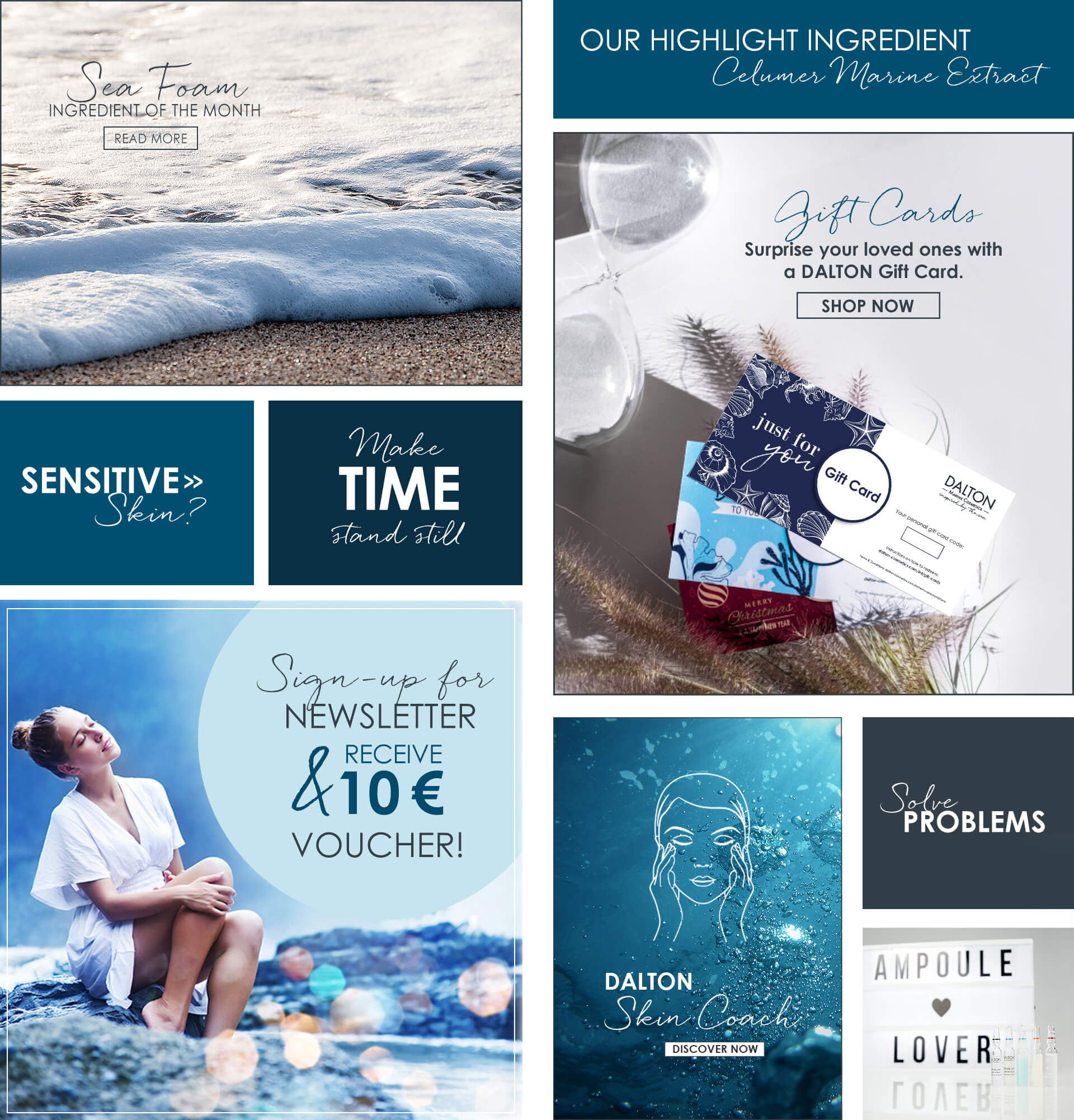 Dalton Notice Board