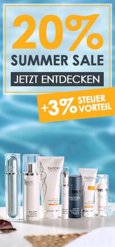 20% Summer Sale