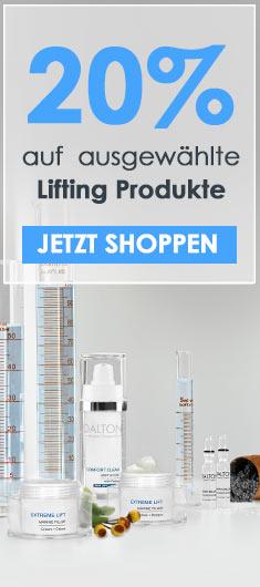 20% auf Lifting Produkte
