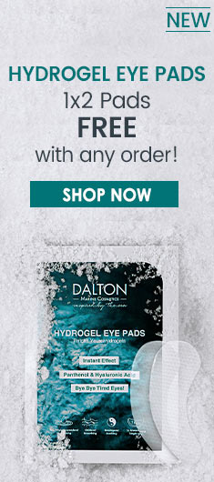 Free Hydrogel Eye Pads with any order