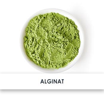 Wirkstoff Alginat