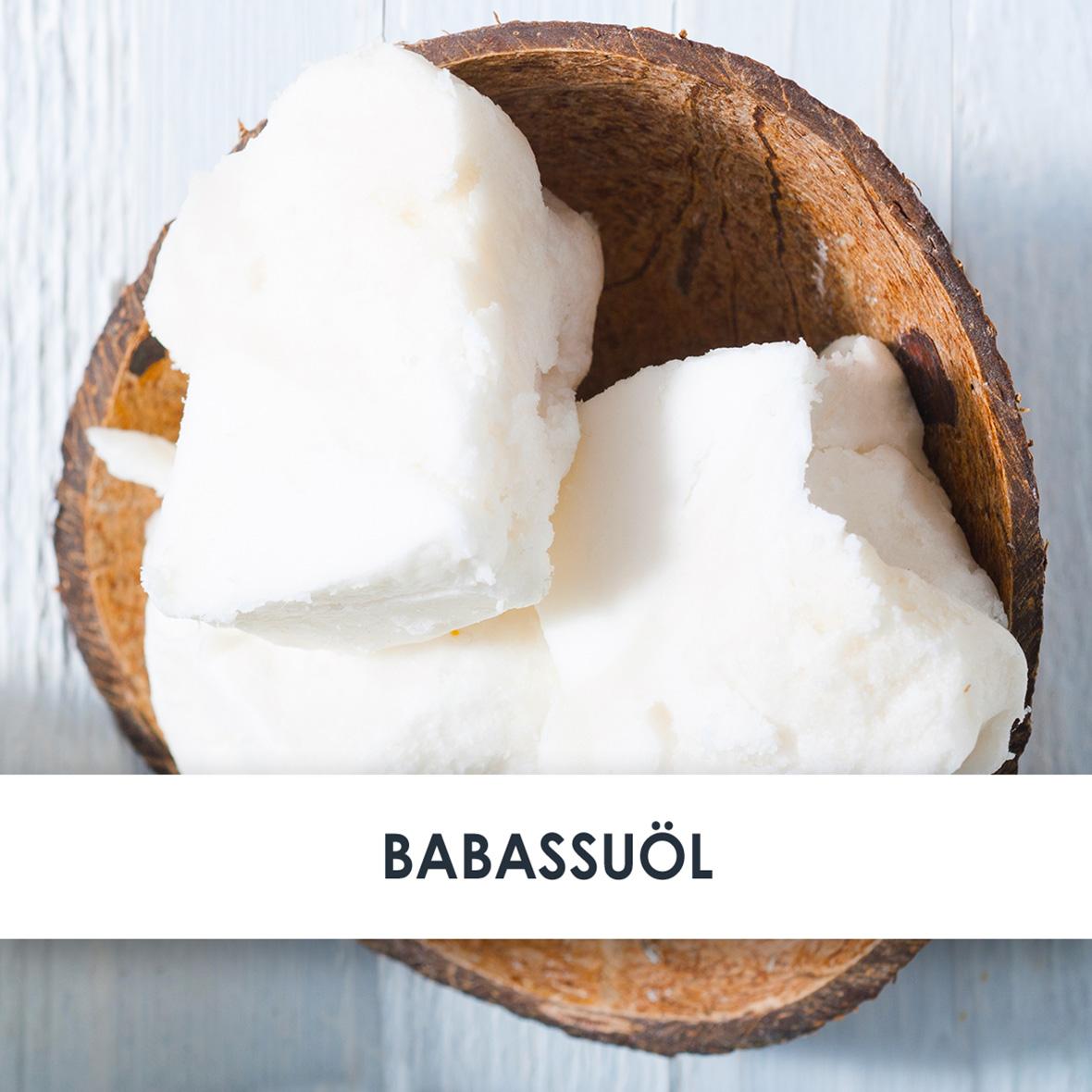 Wirkstoff Babassuöl