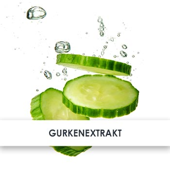 Wirkstoff Gurkenextrakt
