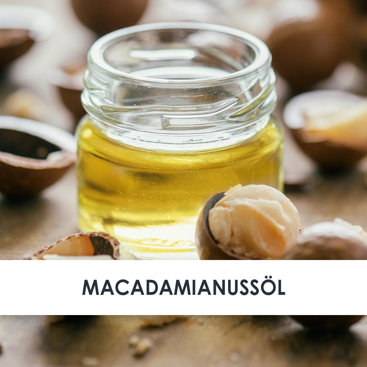 Wirkstoff Macadamianussöl