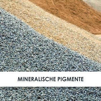 Wirkstoff Mineralische Pigmente
