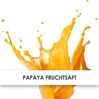 Wirkstoff Papaya Fruchtsaft
