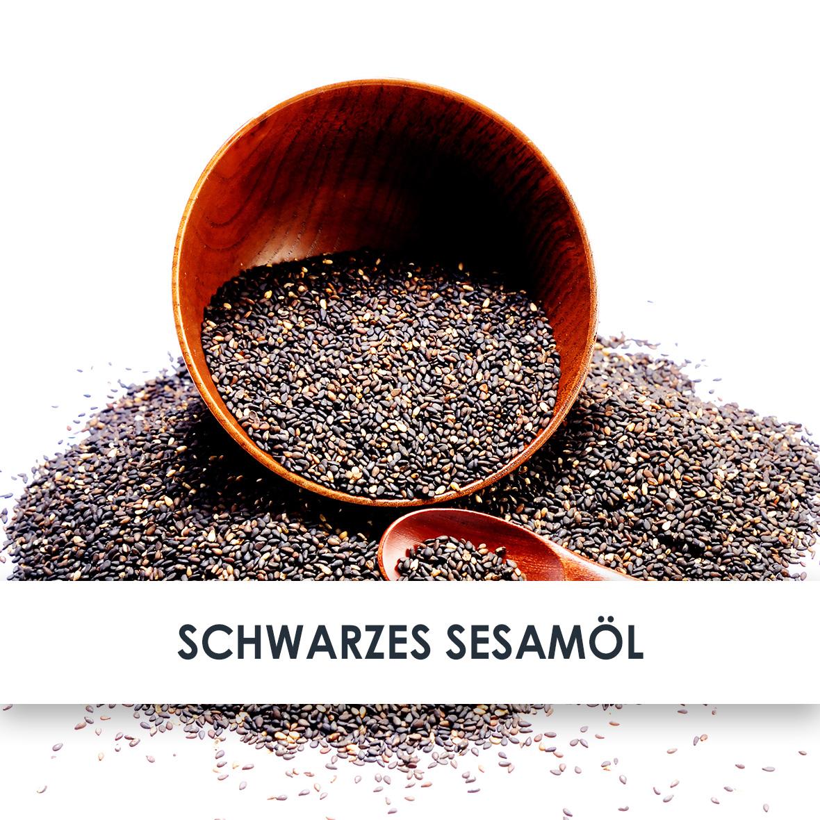 Wirkstoff Schwarzes Sesamöl