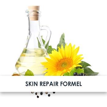 Wirkstoff Skin Repair Formel für sensible Haut