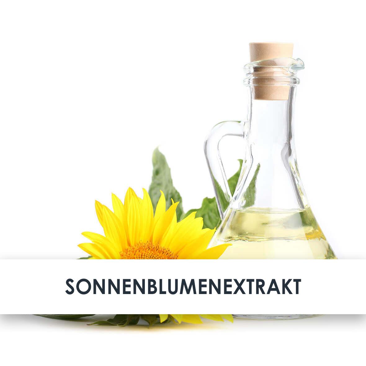 Wirkstoff Sonnenblumenextrakt
