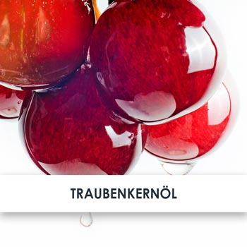 Wirkstoff Traubenkernöl