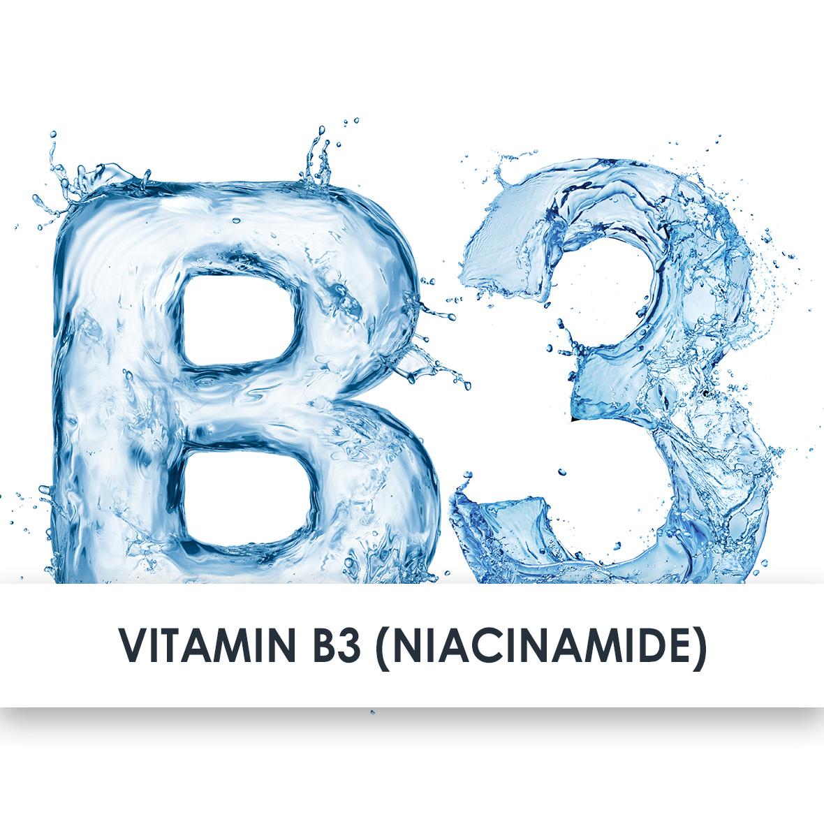 Wirkstoff Vitamin B3