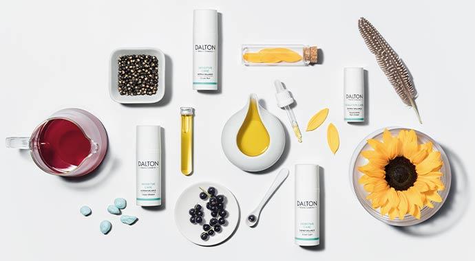 Produkte bei Hautausschlag durch Stress