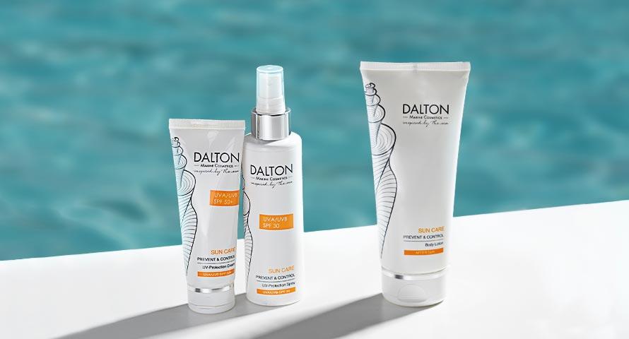 Sun Protection Cream and Spray