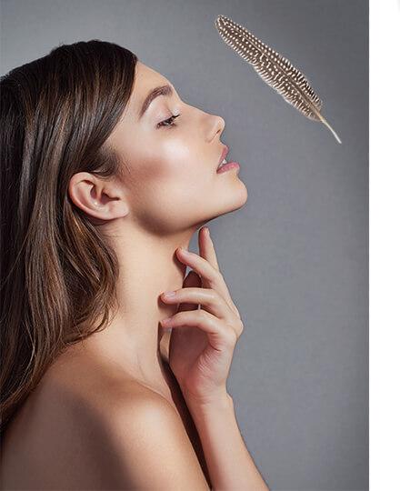 Gesichtspflege für empfindliche Haut und Rötungen im Gesicht