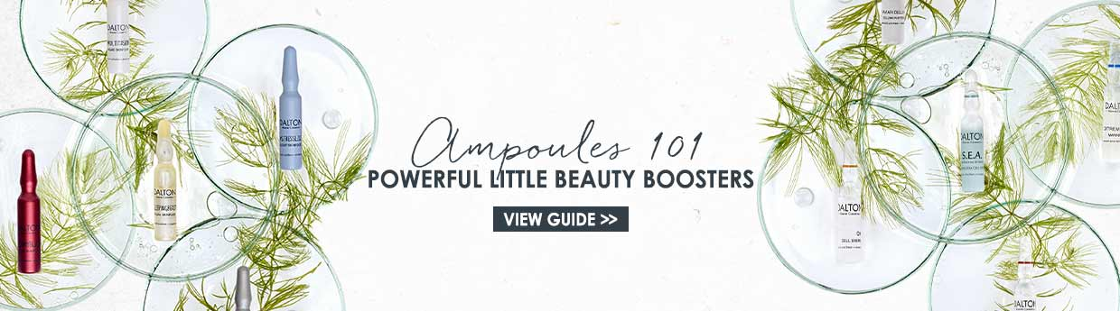 Find the best ampoule for your skin