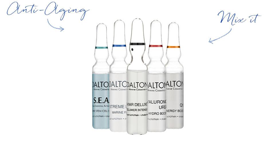DALTON Best Anti-Aging Ampoules in a Set
