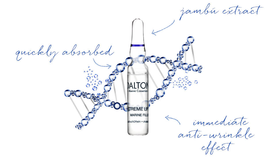 EXTREME LIFT Anti-Wrinkle Ampoule with immediate effect