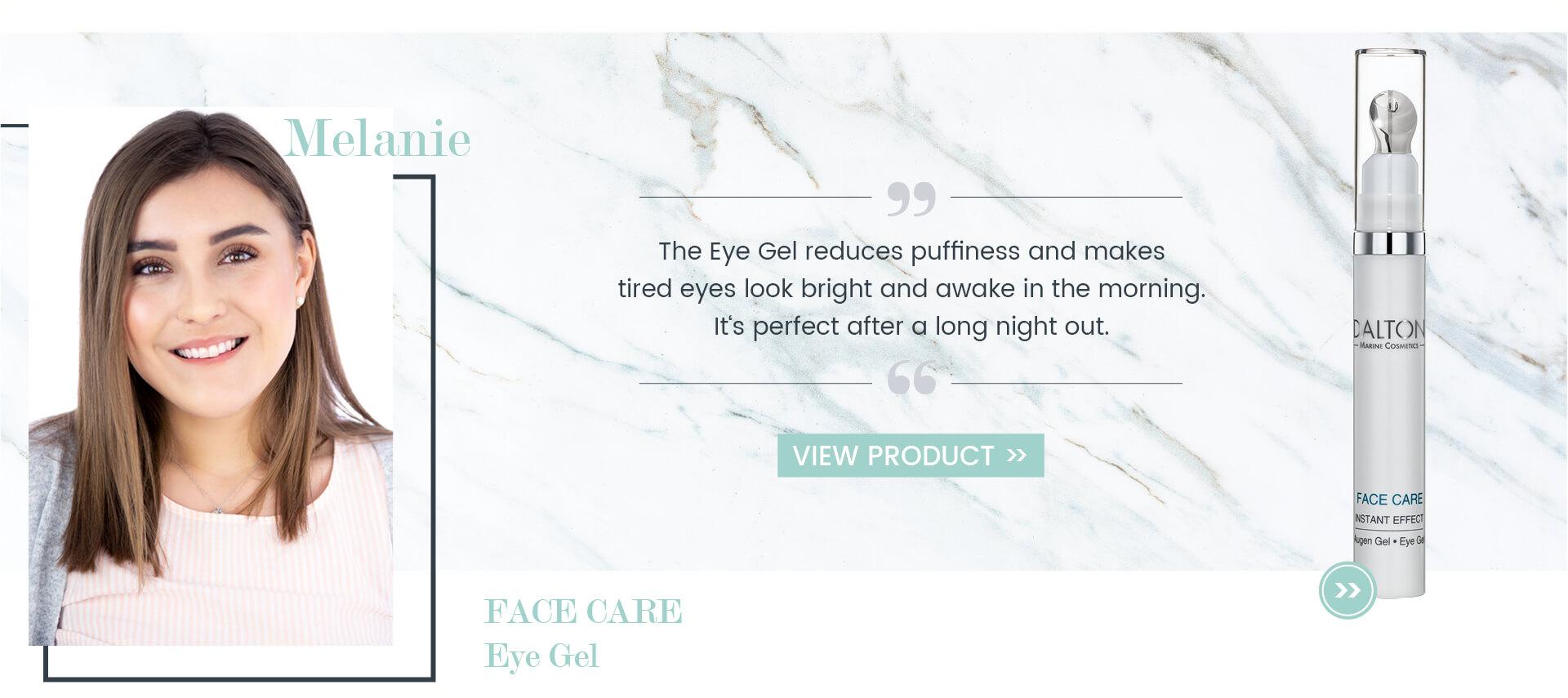 Smoothing Anti-Wrinkle Eye Gel