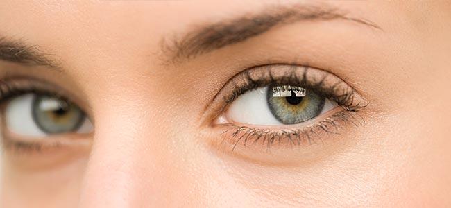 Richtige Augenpflege Produkte finden