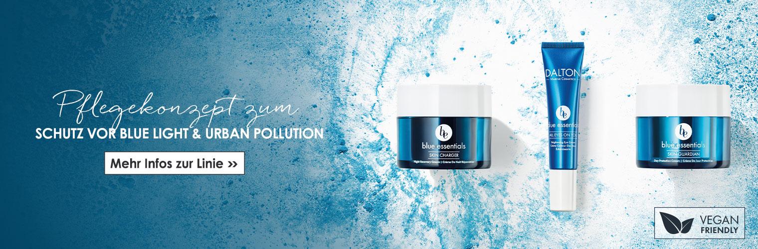 Anti Blue Light Produkte zum Schutz vor Urban Pollution