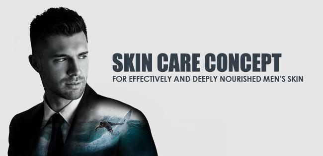 Deep Sea Men Care Overview