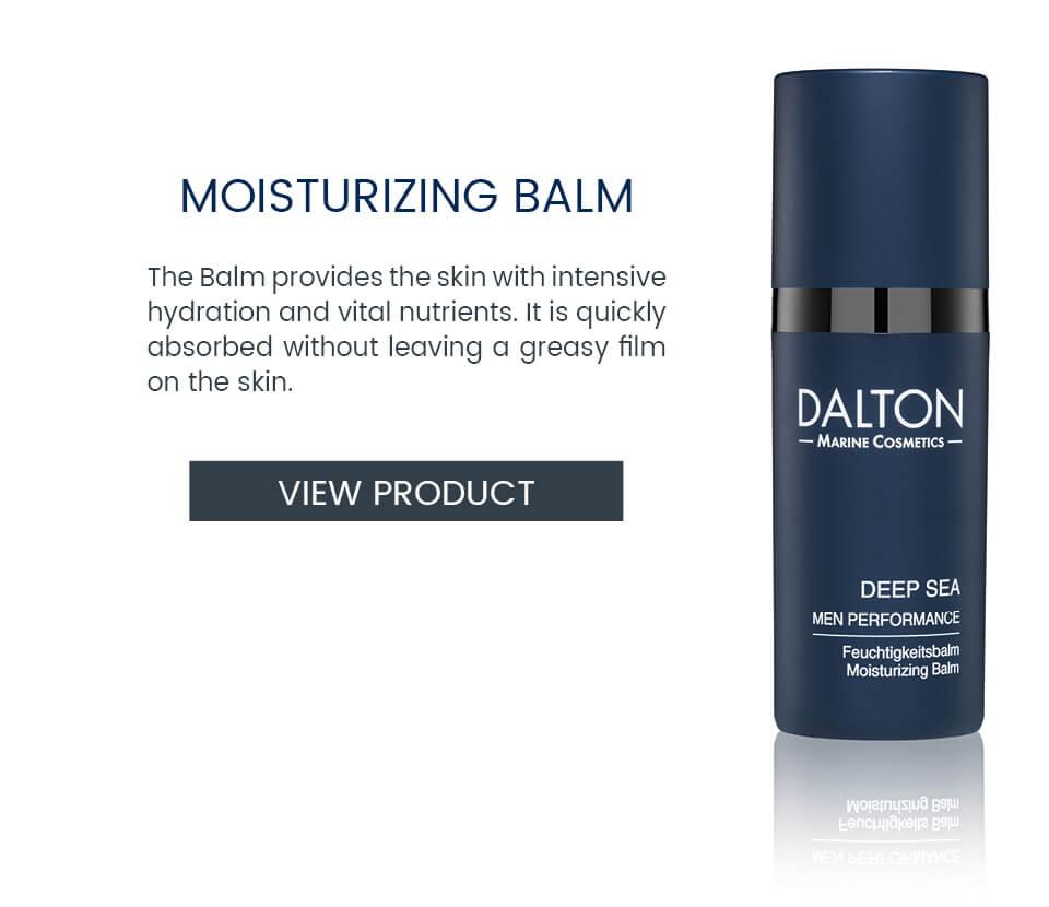 Moisturizing Balm for men's skin