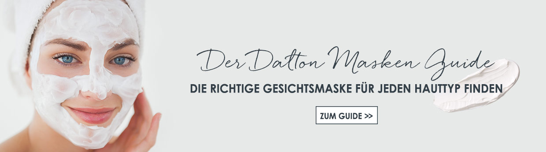 Die richtige Gesichtsmaske für jeden Hauttyp finden