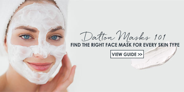 Find the right mask for every skin type