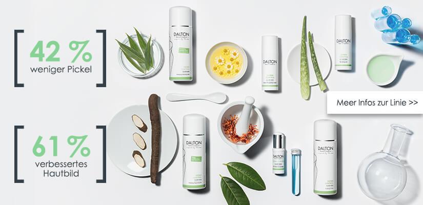 Zur Gesichtspflege für unreine Haut