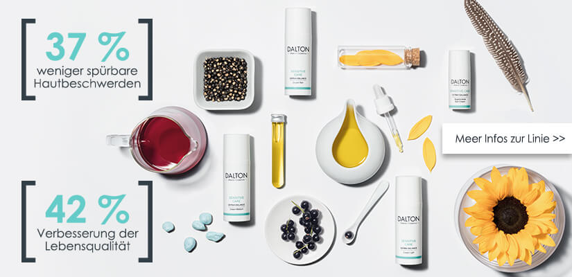 Zur Gesichtspflege für sehr empfindliche & zu Allergien neigende Haut