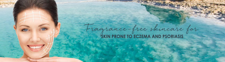 Fragrance-free skincare
