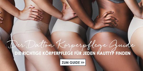 Die richtige Körperpflege für jeden Hauttyp finden