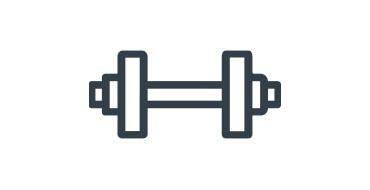 Unternehmeneigenes Fitnessstudio