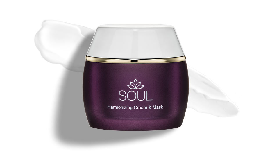 Soothing anti-aging mask