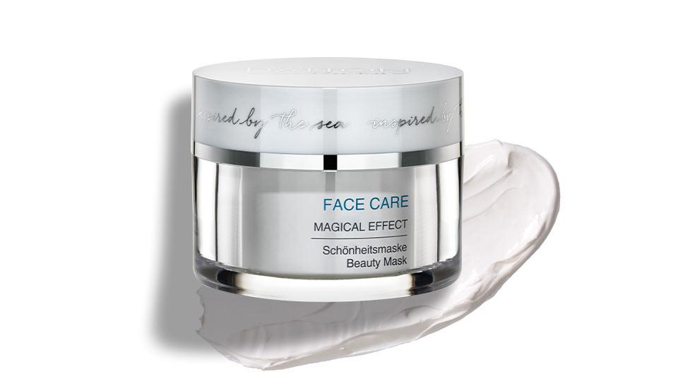 Detoxifying mask for beautiful skin