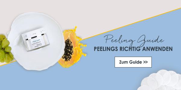 Peeling Guide so findet ihr schnell das richtige Peeling