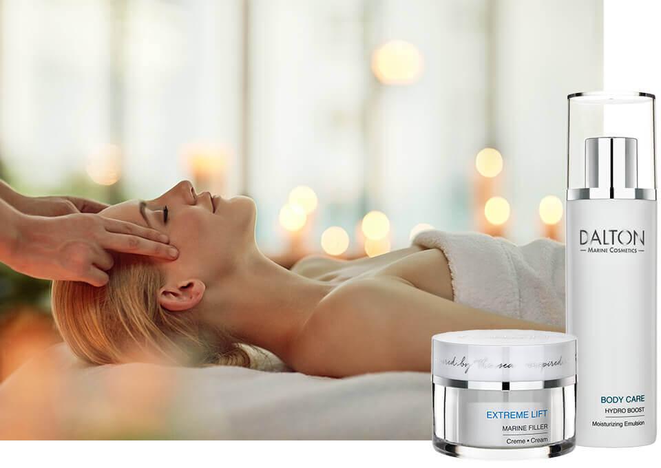 Individuelle Hautpflegeprodukte für jeden Hauttyp