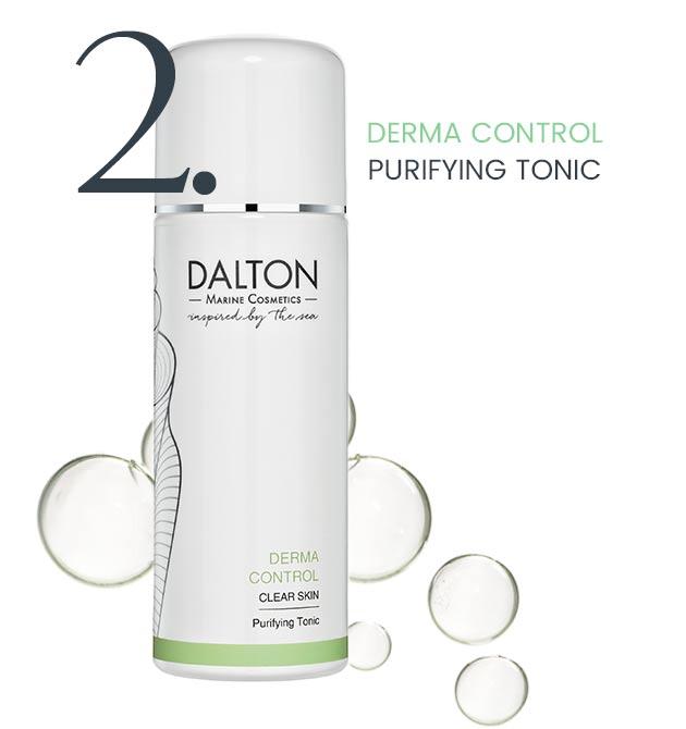 Purifying toner for blemish-prone skin