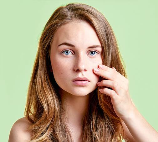 Face Mapping & Tipps gegen Pickel