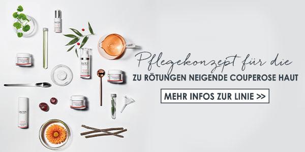 Unsere DALTON Produkte gegen Couperose