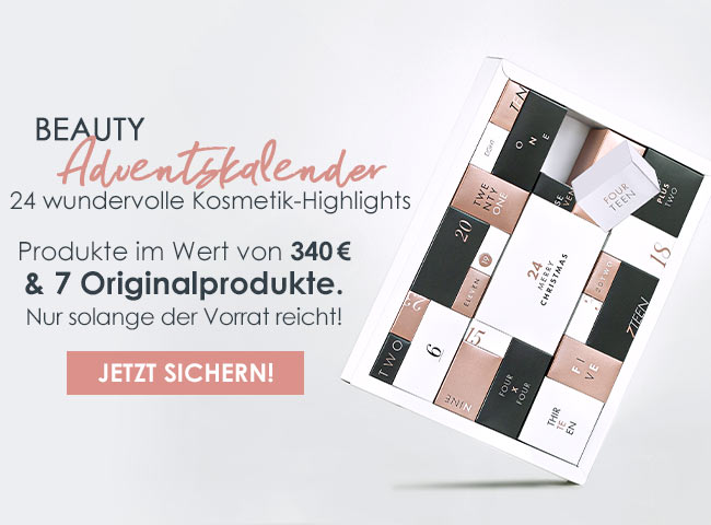 Dalton Beauty Adventskalender