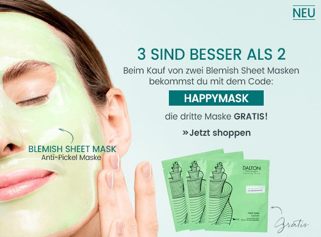 Blemish Sheet Mask