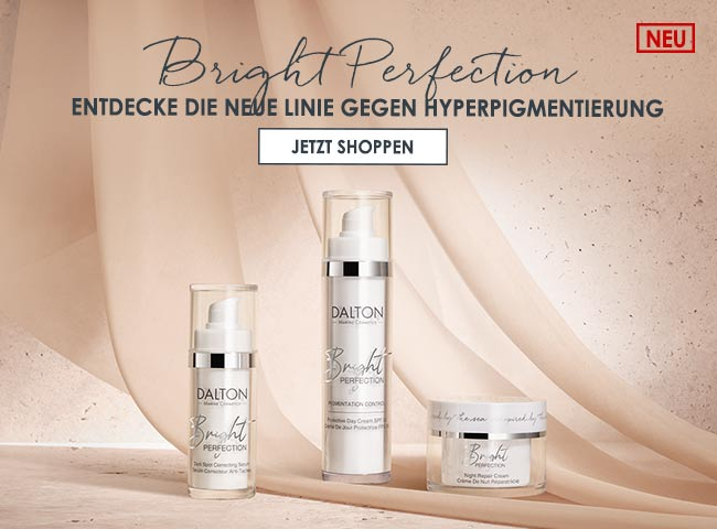 Bright Perfection - Effektiv gegen Hyperpigmentierung