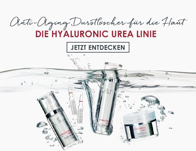 Hyaluronic Urea Pflegelinie
