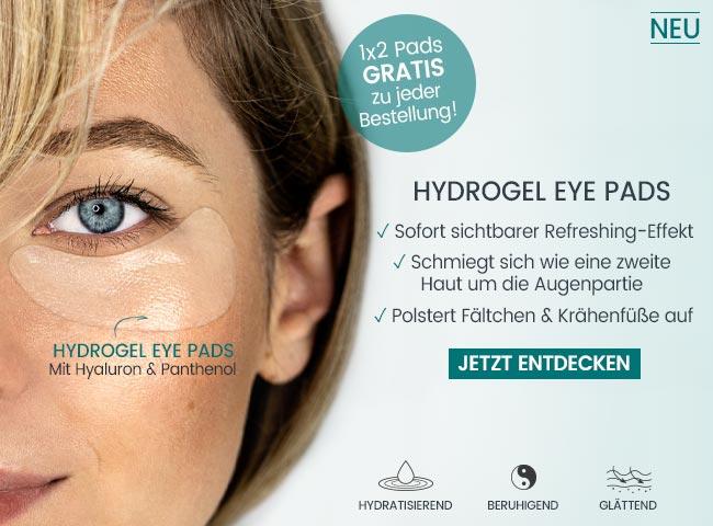 Hydrogel Augen Pads