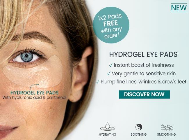 Hydrogel Eye Pads