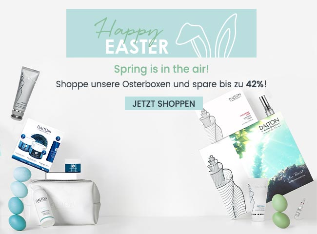 Beauty Geschenkboxen für Ostern