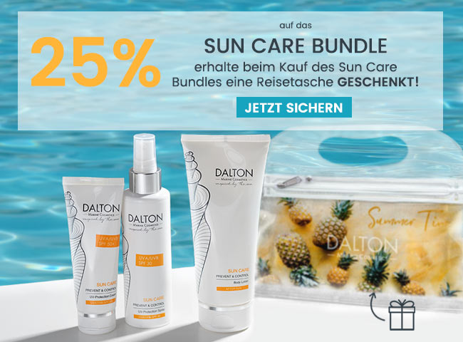 SUN CARE BUNDLE + gratis Reisetasche