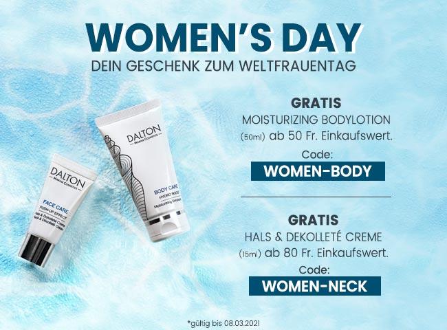 Dein Geschenk zum Weltfrauentag